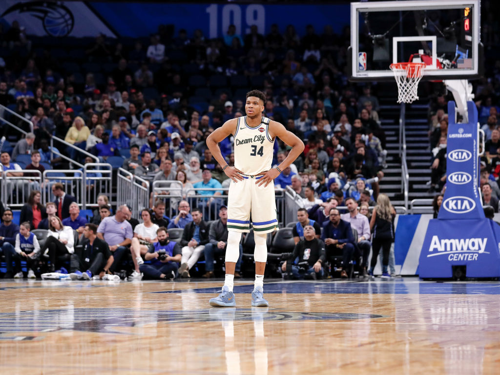 Giannis Antetokounmpo could leave the Milwaukee Bucks in 2021.