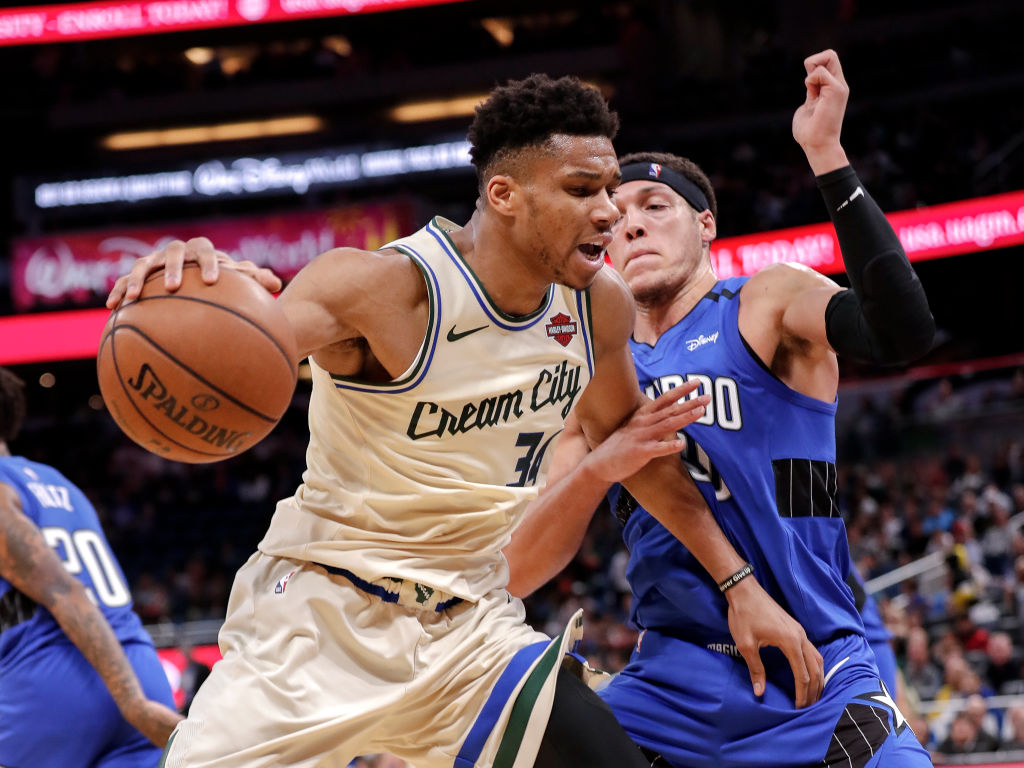 Does Giannis Antetokounmpo Have Any Weaknesses?