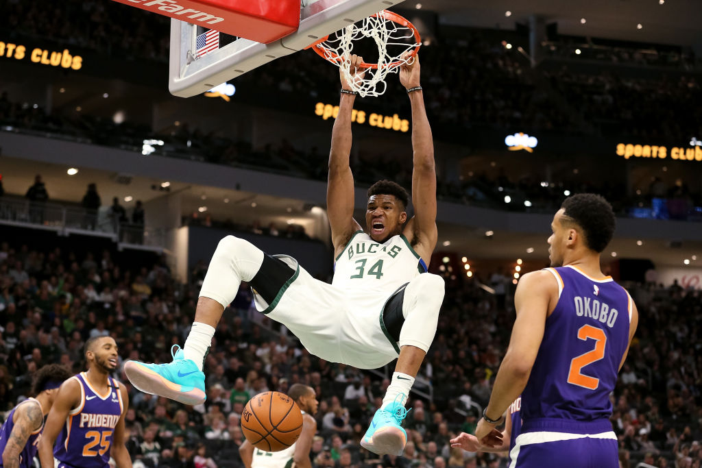 One stat that doesn't show up in the box score could prove that Giannis Antetokounmpo and the Bucks are about to win an NBA title.