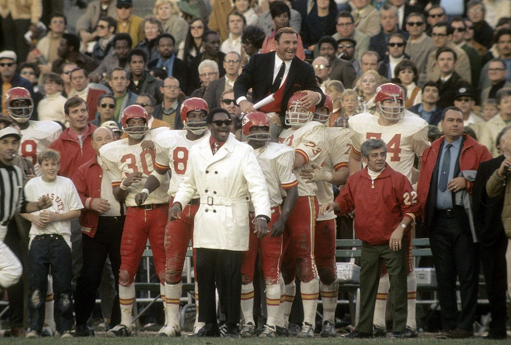 Hank Stram's quotes from Super Bowl IV still live on in NFL history to this day.
