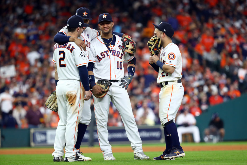 Rather than showing remorse, the Houston Astros keep digging themselves into a deeper hole.