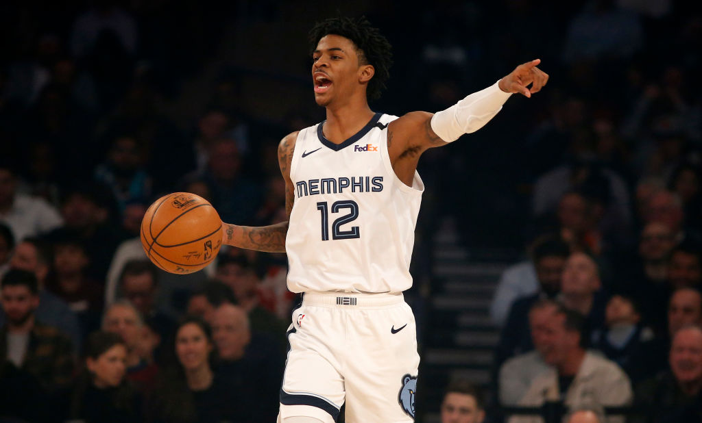 With his blend of skill, athleticism, and mindset, Grizzlies guard Ja Morant reminds Mavericks coach Rick Carlisle of another NBA superstar.