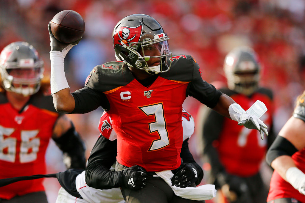 Jameis Winston will be hoping for a healthier 2020 season.