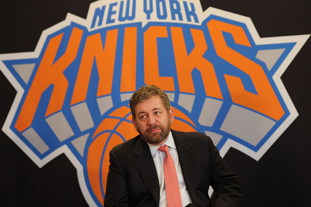 New York Knicks owner James Dolan will have another headache to deal with after Steve Stoute's ESPN interview.