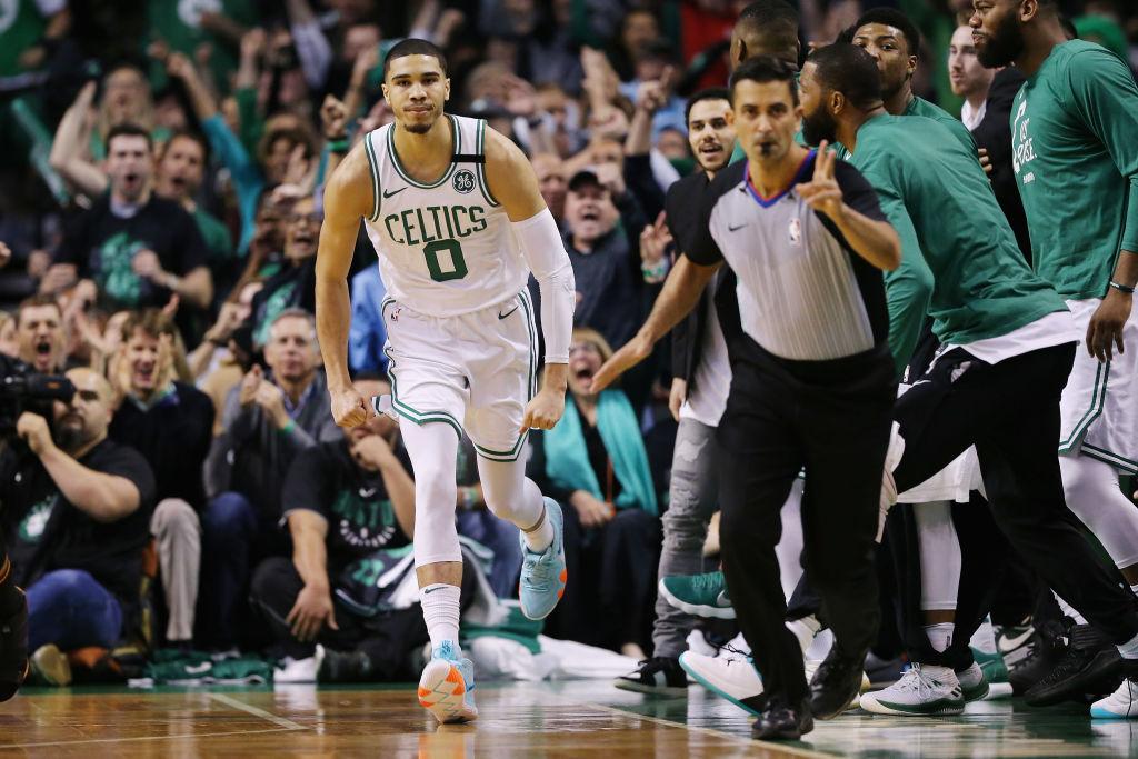 Is Boston Celtics Star Jayson Tatum a Top-10 Player in the NBA?