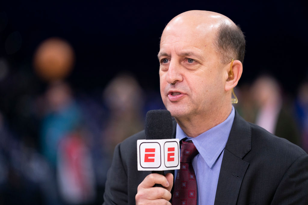 Will Jeff Van Gundy leave TV to coach the New York Knicks again?