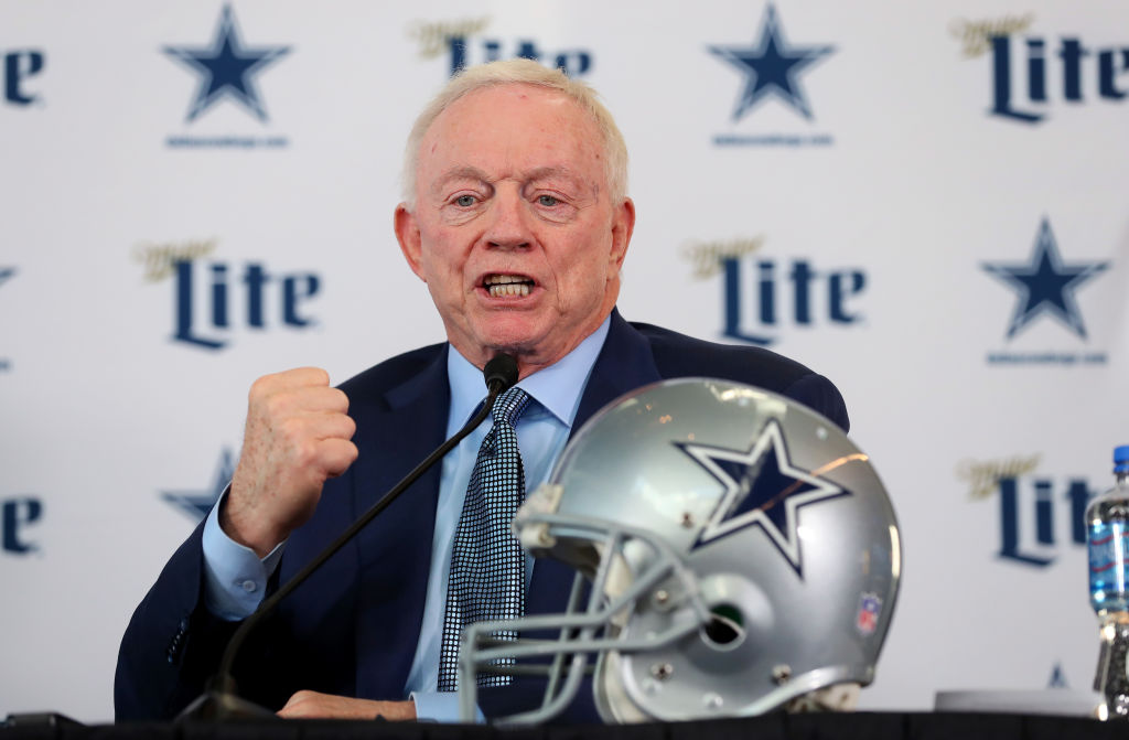If Jerry Jones wants to win a Super Bowl, adding Tom Brady to the Cowboys roster help accomplish that goal.