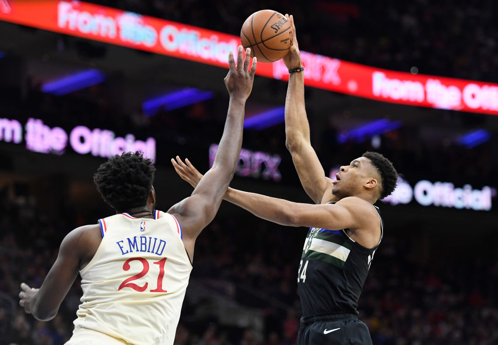 Joel Embiid recently proclaimed himself the best basketball player in the world, ahead of guys like Giannis Antetokounmpo.