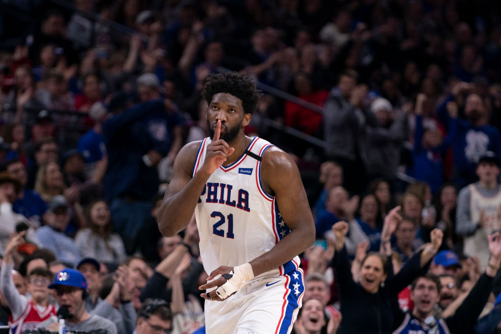 Joel Embiid Thinks He Knows Who the Best NBA Player Is