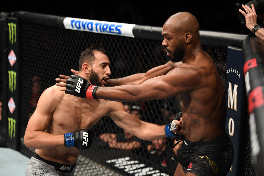 Dominick Reyes and Jon Jones had a memorable but controversial fight in their last UFC bout; when could we see a rematch between the two?