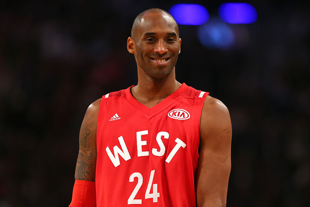 Lakers great Kobe Bryant