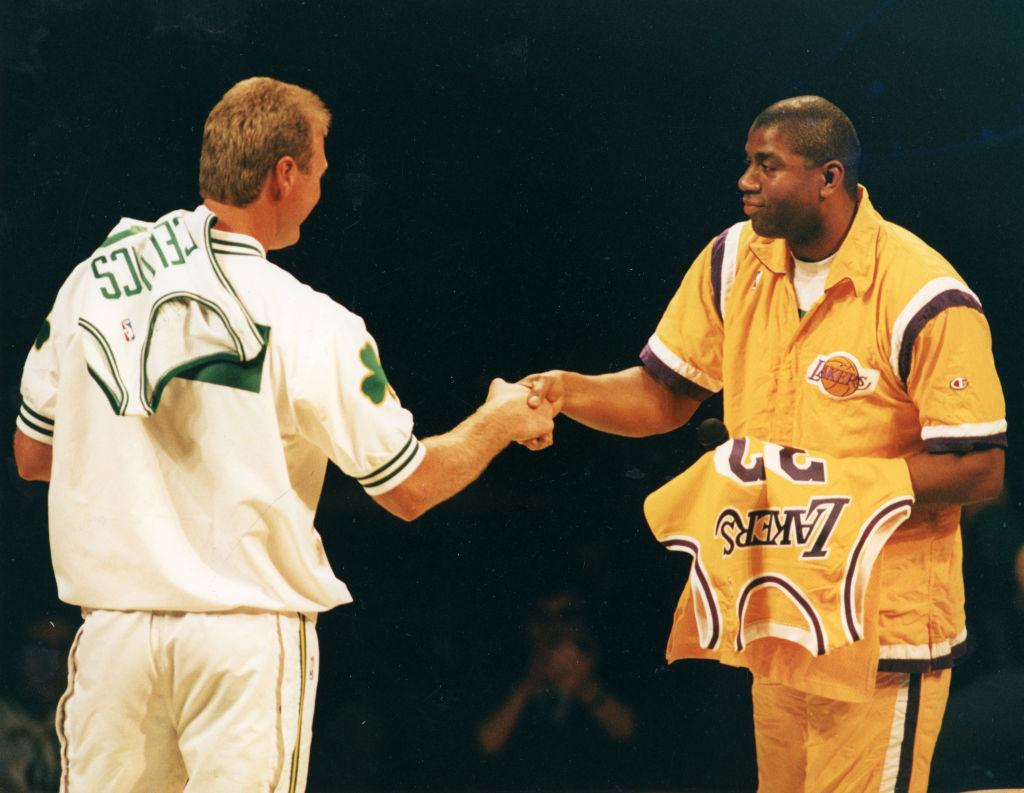 Lakers vs. Celtics