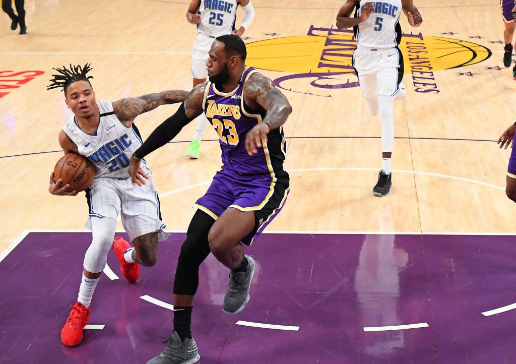 LeBron James' Kindness Makes Him a Great Ambassador for the NBA