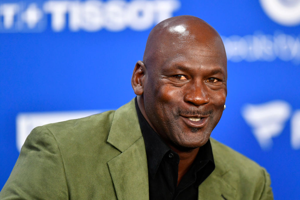 Michael Jordan cautioned against comparing himself and LeBron James.