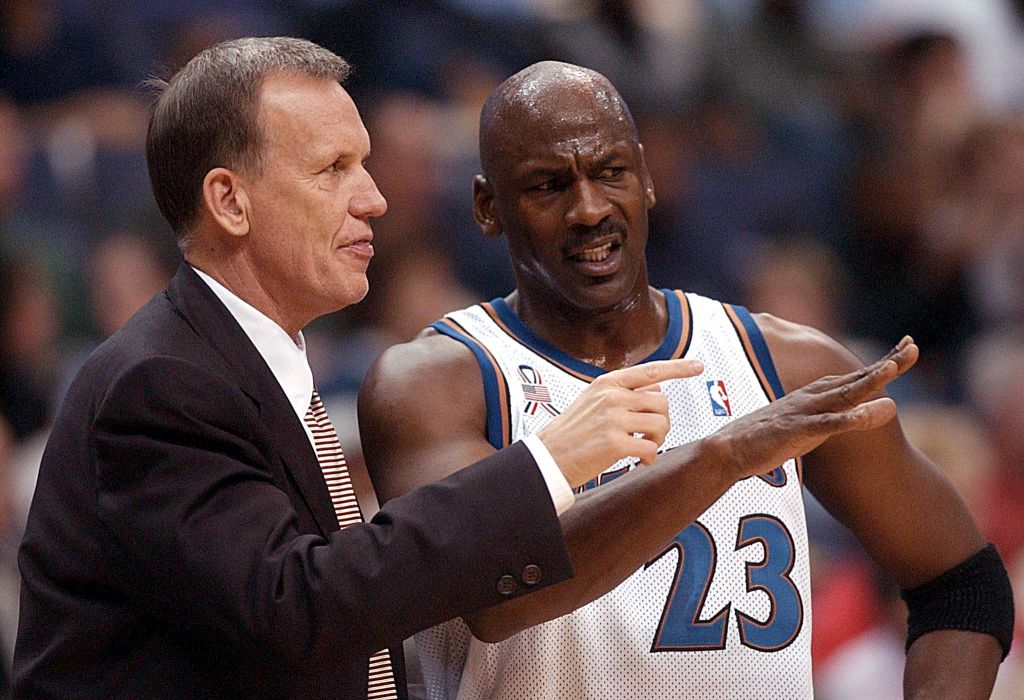 The NBA rumor is that Michael Jordan got former Bulls coach Doug Collins fired, but is that how it really happened?