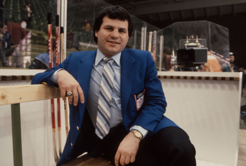After the Miracle on Ice, Mike Eruzione retired from hockey.