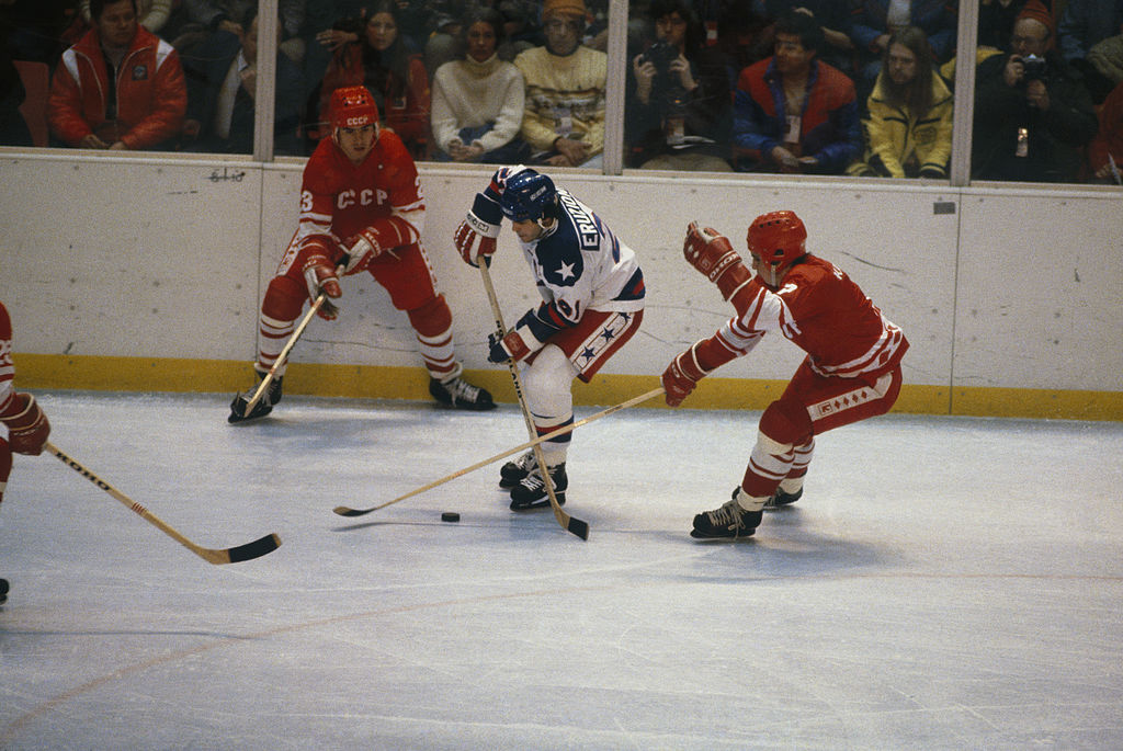 40 years after the Miracle on Ice, where is Team USA captain Mike Eruzione?