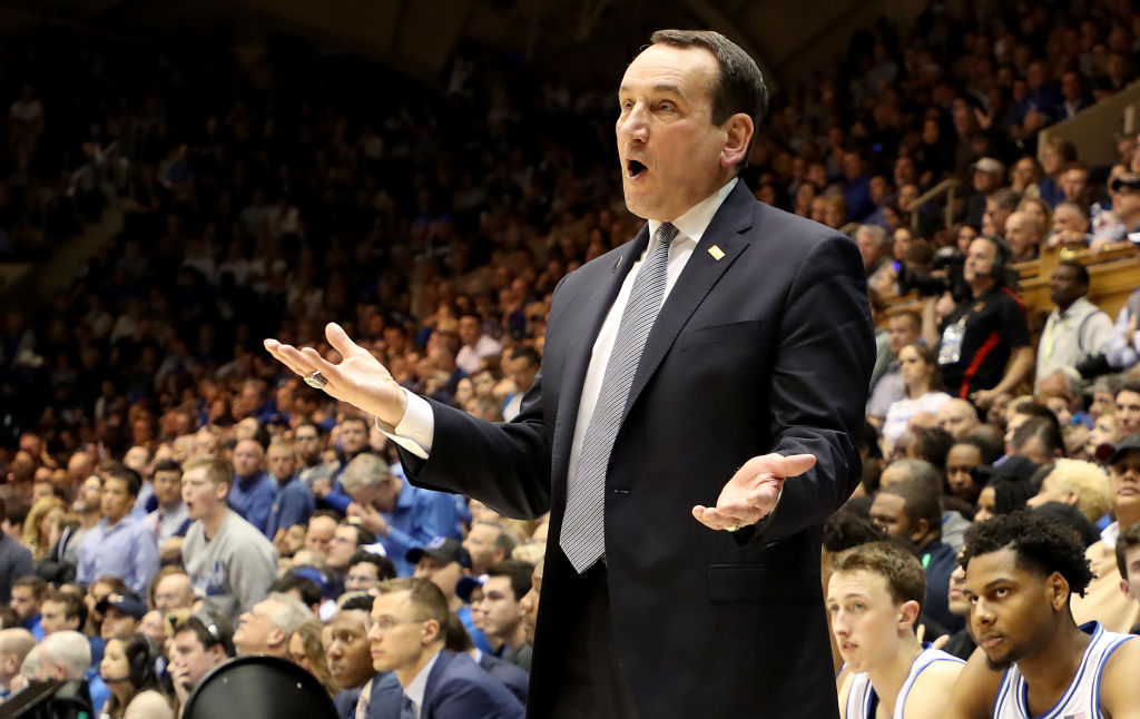 Where Has Mike Krzyzewski Coached Besides Duke?