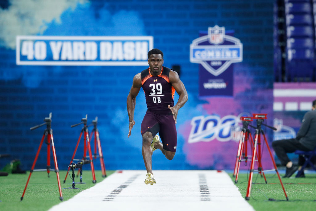 A player's performance at the NFL Scouting Combine might matter less than you think.