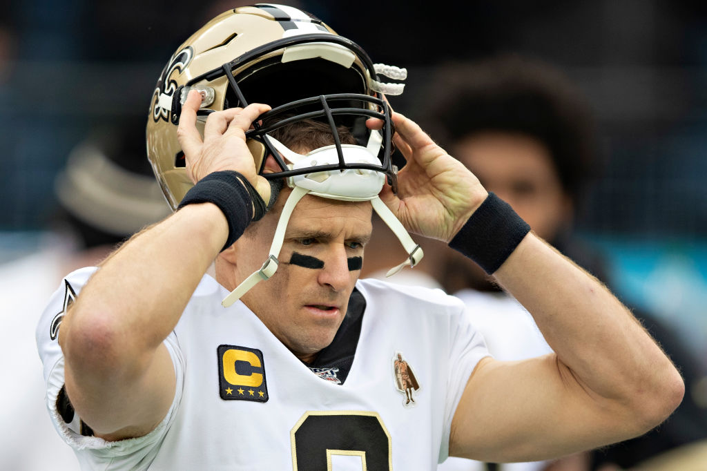Whenever Saints' QB Drew Brees decides to retire from the NFL, he might already have his second career lined up.