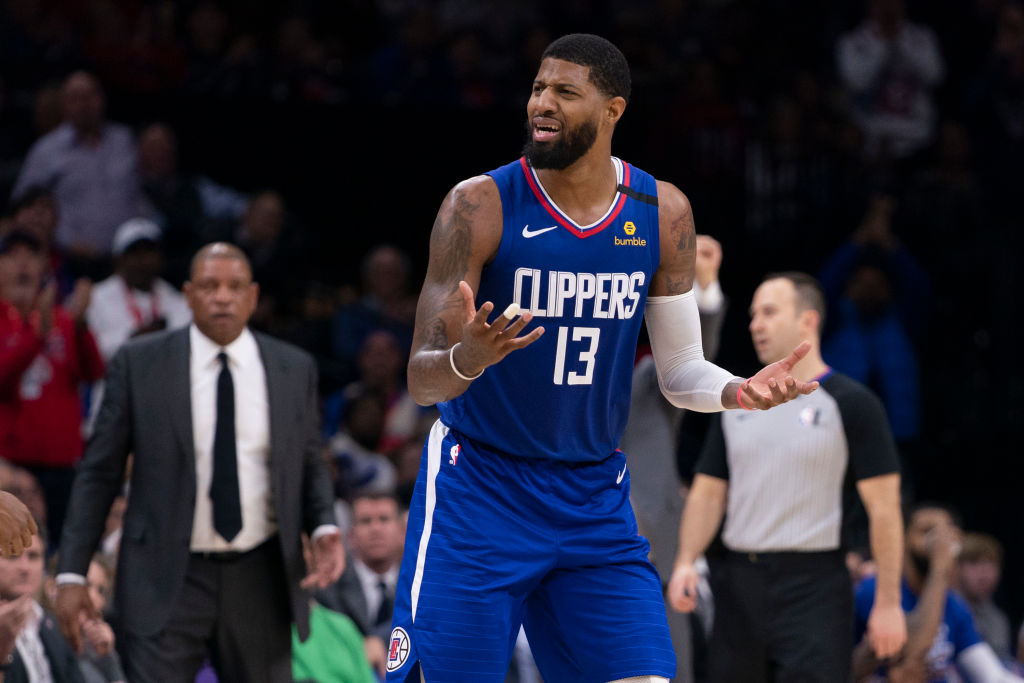 Keeping 2019 NBA MVP finalist Paul George out of the All-Star game might seem like a mistake, but he probably didn't deserve a spot in the game.