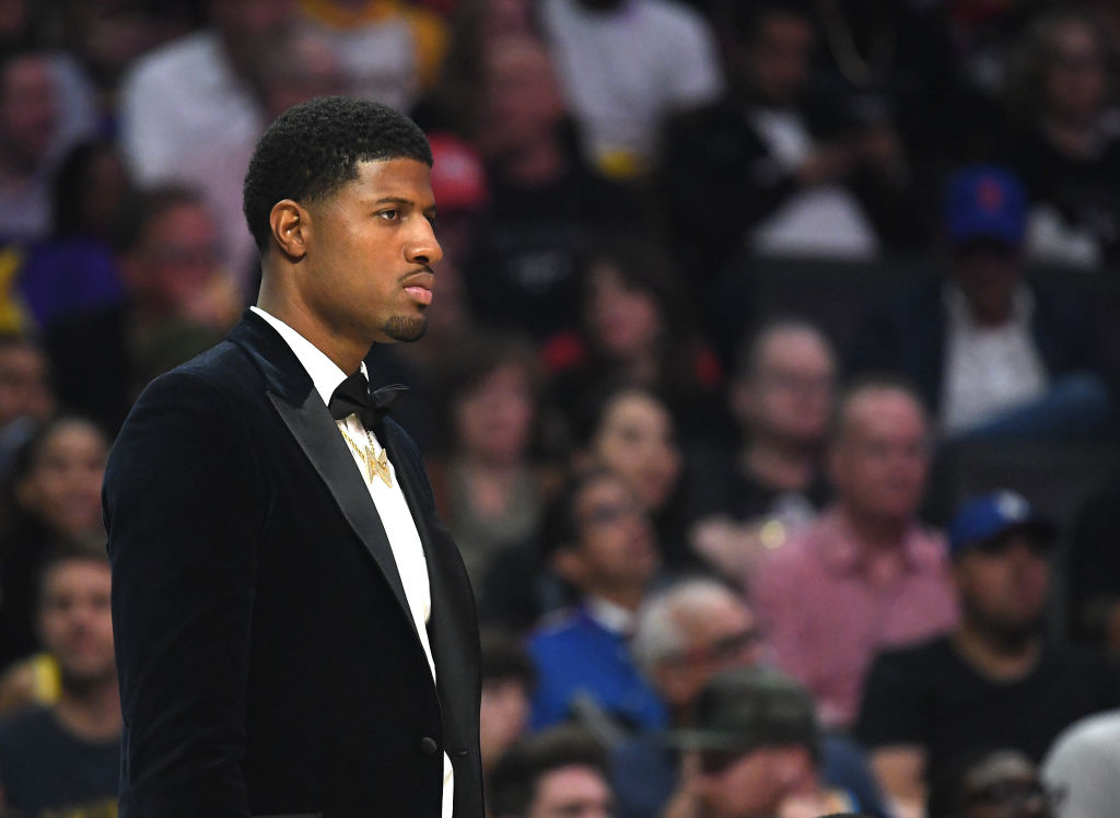 Keeping 2019 NBA MVP finalist Paul George out of the All-Star game might seem like a mistake, but it's the right move for him, the Clippers, and the league.