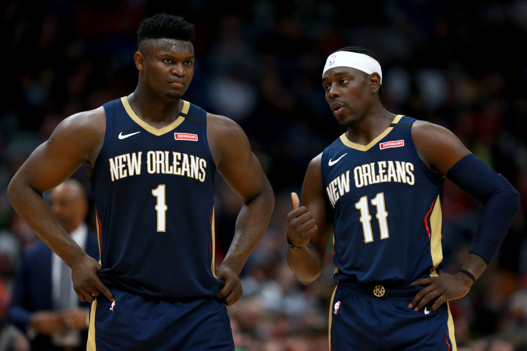 Making no moves and riding with Zion Williamson and crew was the right move at the NBA trade deadline for the New Orleans Pelicans.