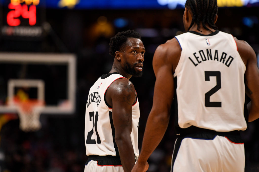 Patrick Beverley might not be a household name in the NBA, but he might be a better leader for the Clippers than Kawhi Leonard and Paul George.