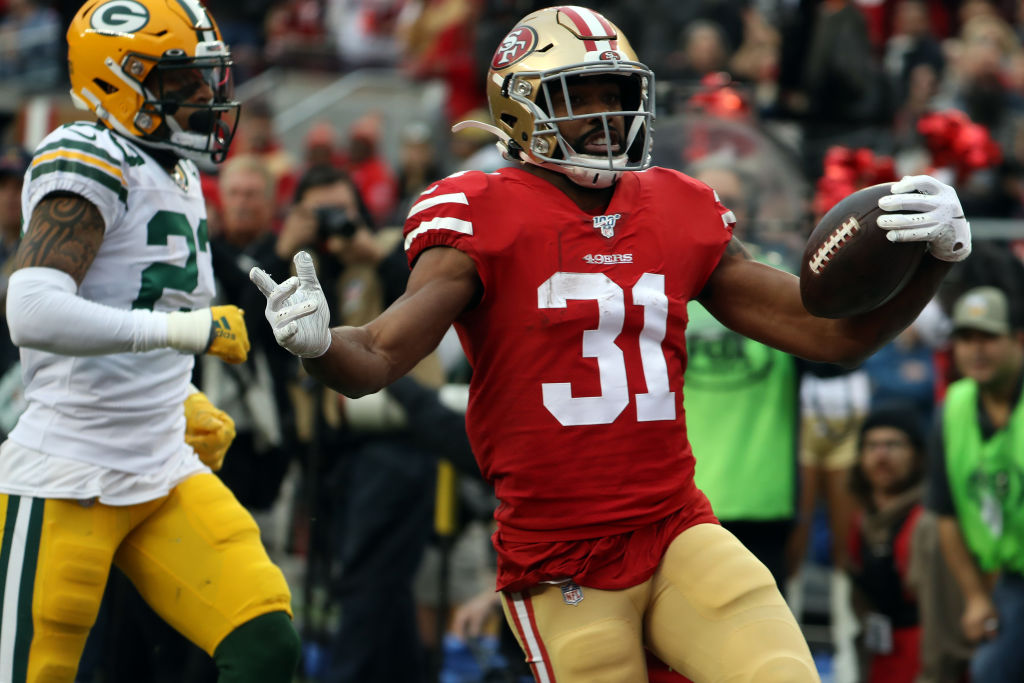 Raheem Mostert powered the 49ers into Super Bowl LIV, but his road to the big game was long and winding.