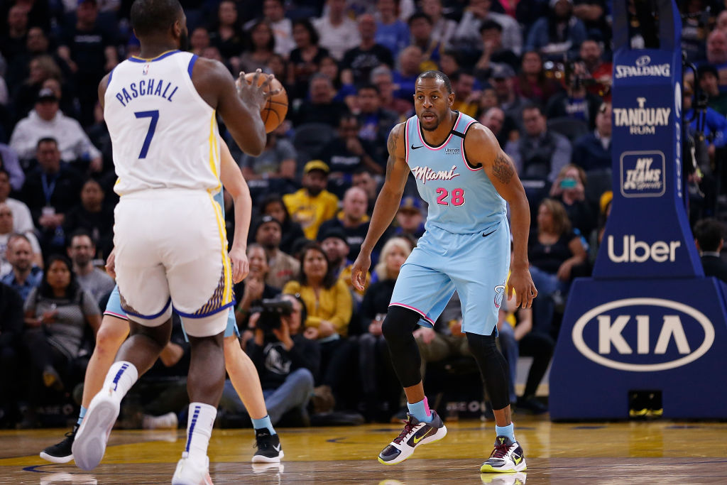 The Miami Heat are NBA Finals contenders, and Andre Iguodala is the steady veteran presences that could make them champions.