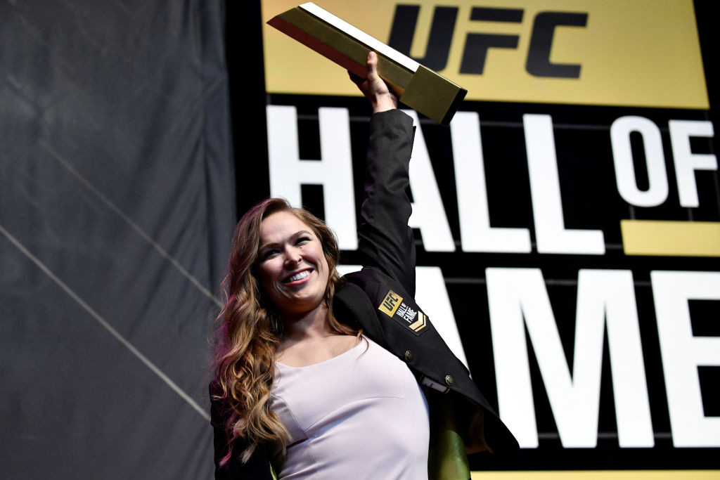 Ronda Rousey is one of the biggest UFC stars, past or present, but she might never fight again.