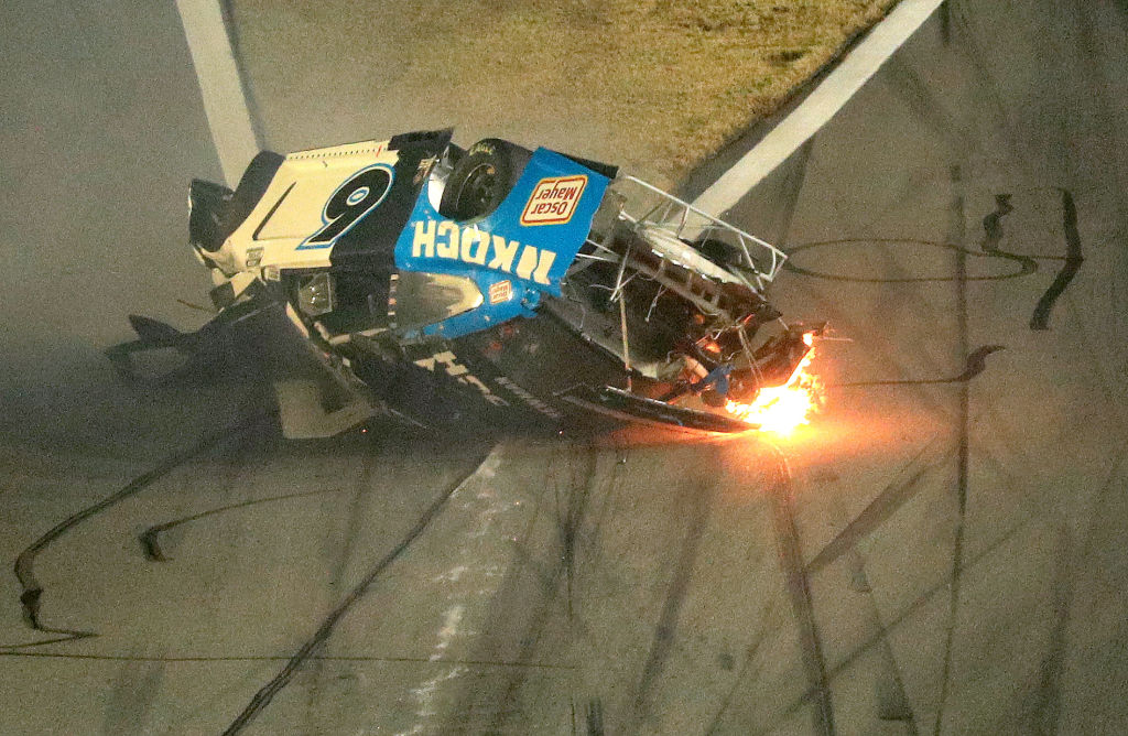Did Ryan Newman Break Any Bones in the Major Daytona Crash?