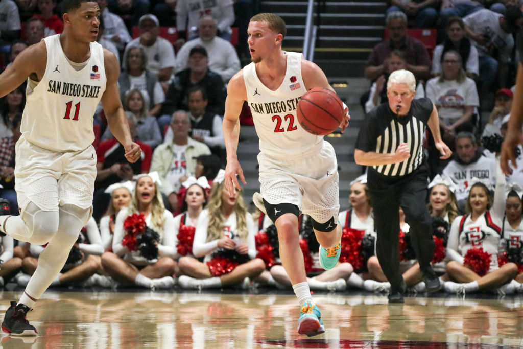 San Diego State has all the makings of a team ready to make some noise when March Madness tips off.