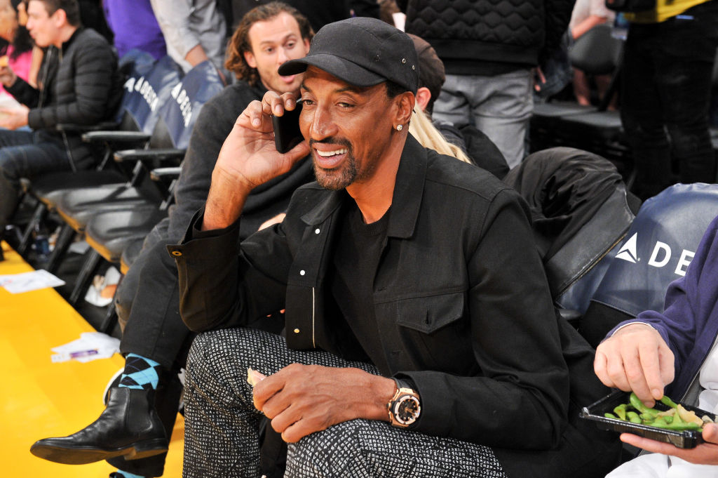 Scottie Pippen Says the Lakers Still Can't Close Games