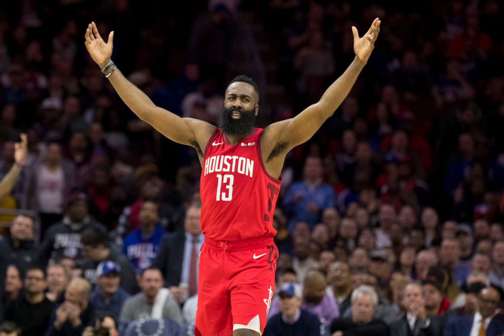 Rockets superstar James Harden is a prolific scorer, but that's not the only thing he does well, according to some of his teammates.