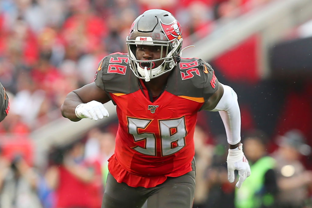 Shaquil Barrett had a stellar 2019 season for the Buccaneers, which makes their decision about his free-agent status more complicated than you think.