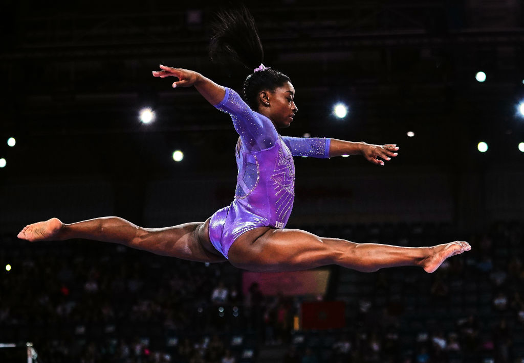 What New Sport Has Simone Biles Conquered?