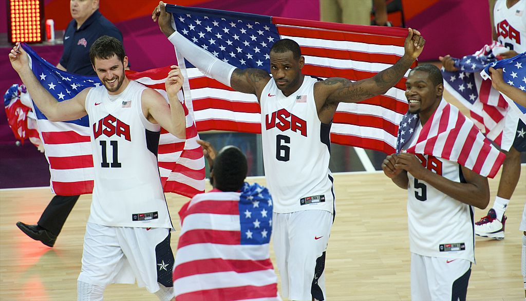 Will LeBron James head to the 2020 Tokyo Olympics with team USA?