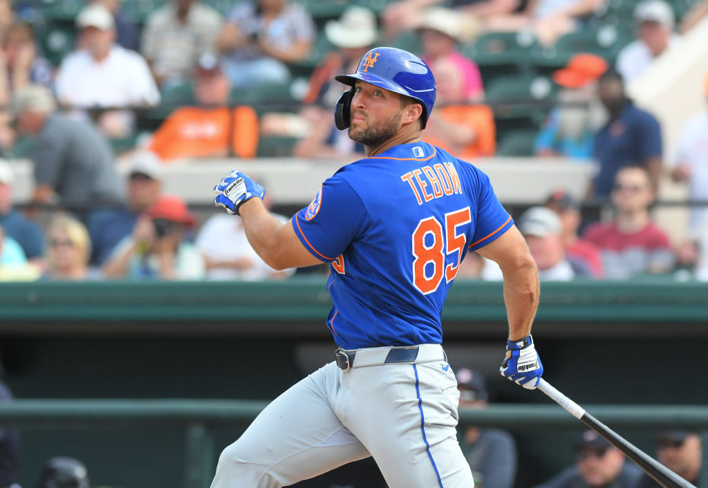 Will Tim Tebow Play for the New York Mets in 2020?