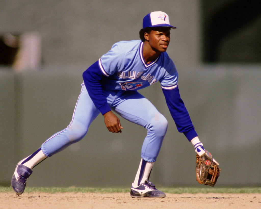 Toronto Blue Jays shortstop Tony Fernandez had quite the MLB career.