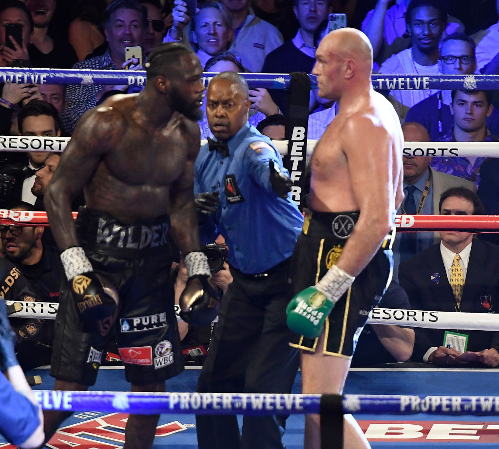 What Did Tyson Fury and Deontay Wilder Make for the Rematch?