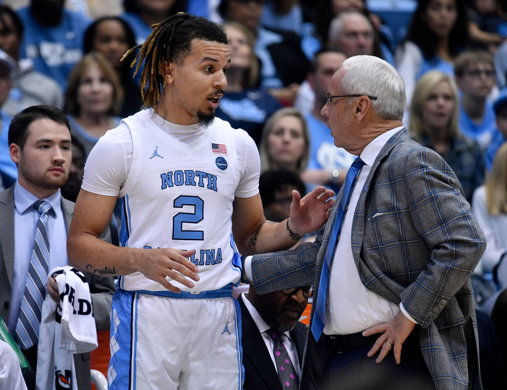North Carolina is a powerhouse program, but coach Roy Williams and his UNC men's basketball team might miss March Madness in 2020.