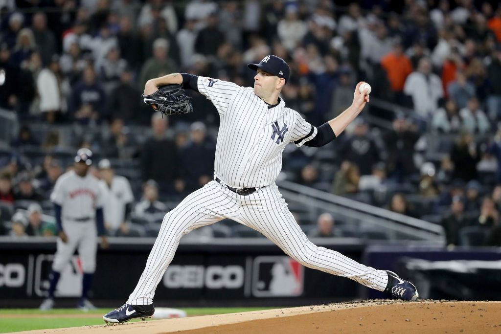 The New York Yankees will be without pitcher James Paxton for several months.