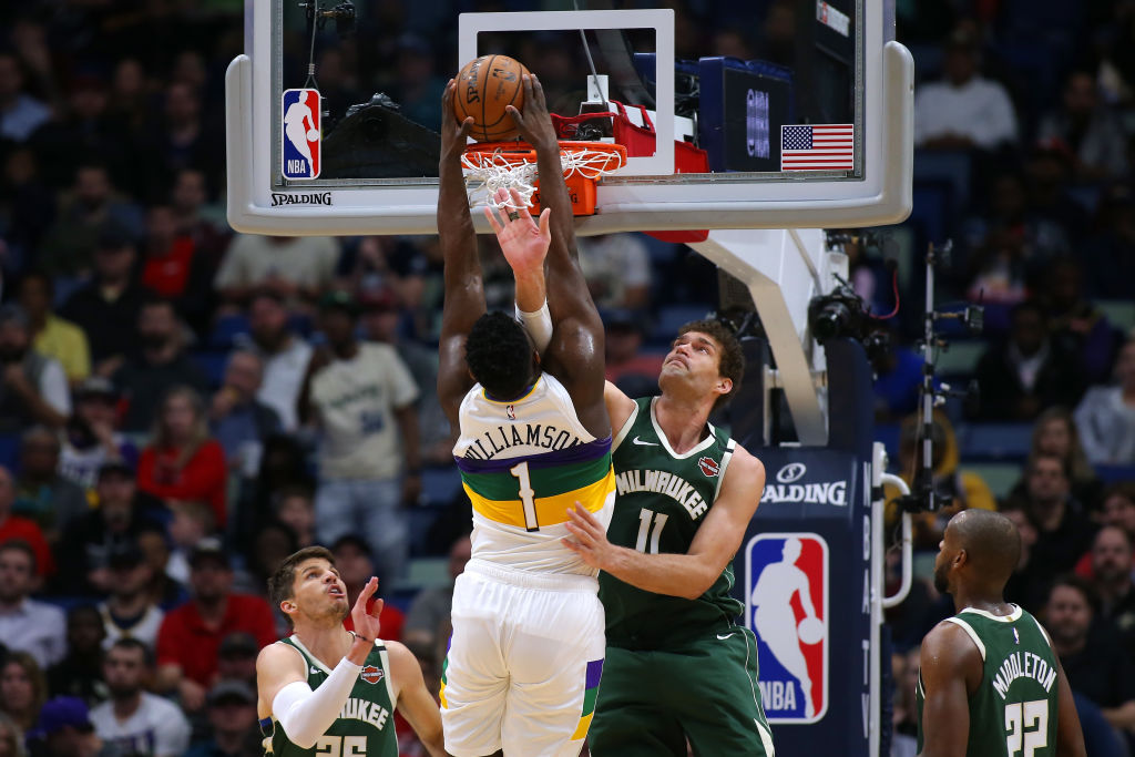New Orleans Pelicans rookie Zion Williamson is already setting NBA records.