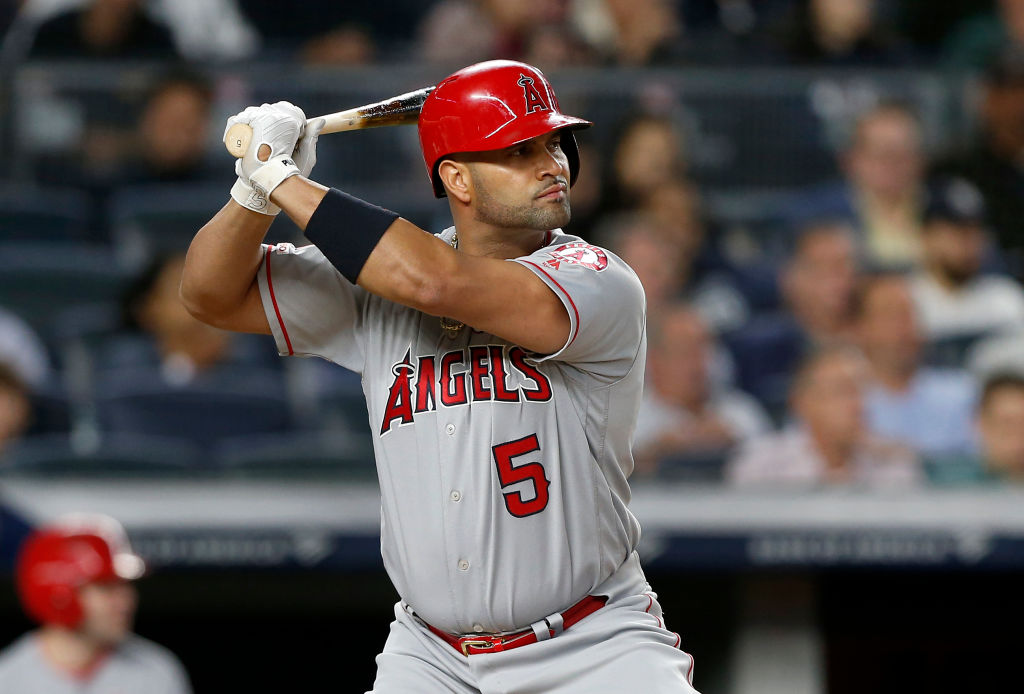 Albert Pujols Crushes His MLB Competition in a Key Statistic