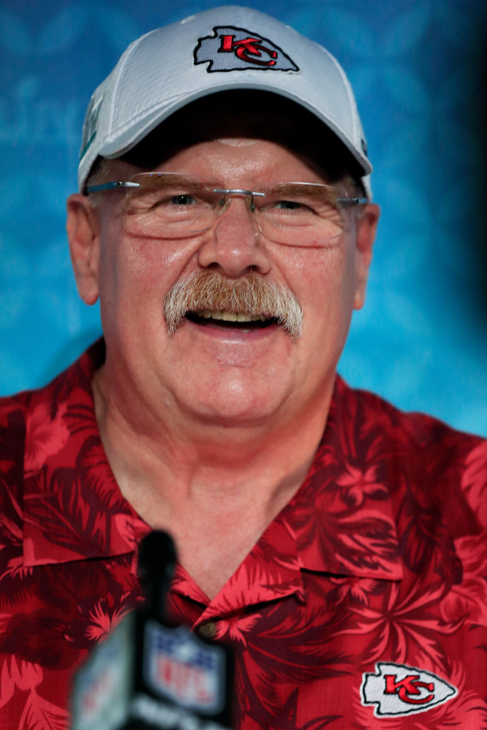 Did Andy Reid Just Clinch His Place in the Hall of Fame?