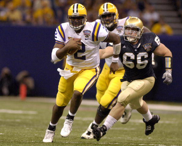 Jamarcus Russell at LSU