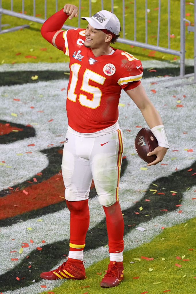 Bettors Were Stunned After Patrick Mahomes Did This