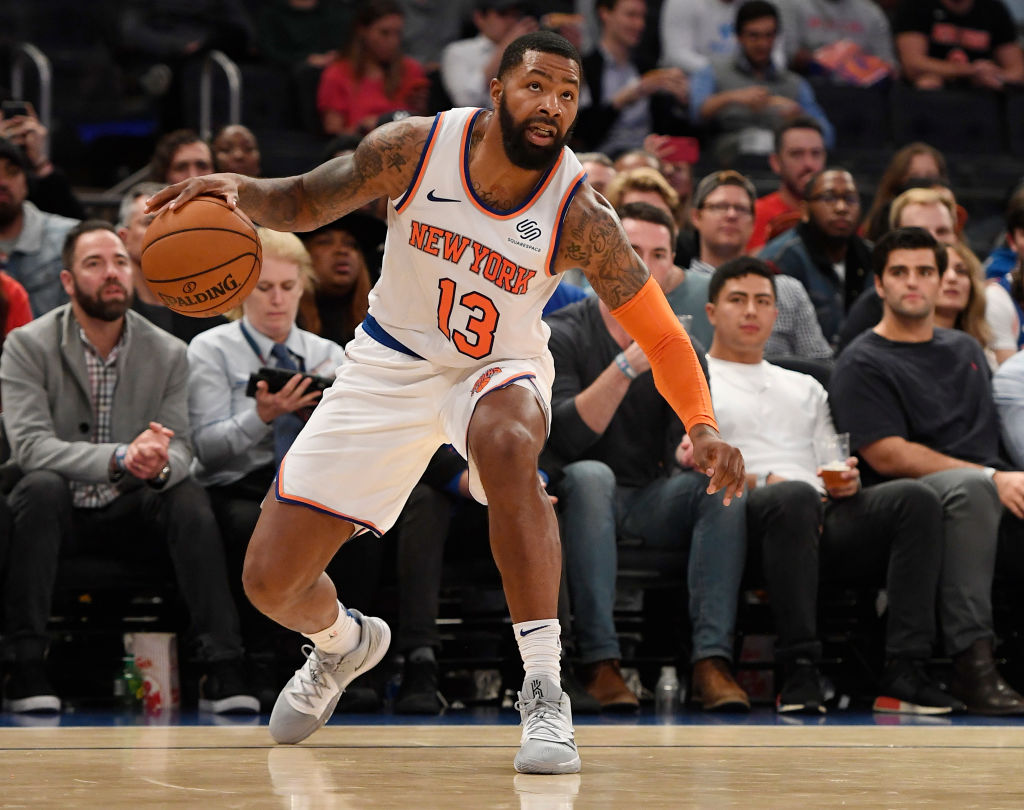 Trading Marcus Morris was the Best Move the Knicks Could Have Made