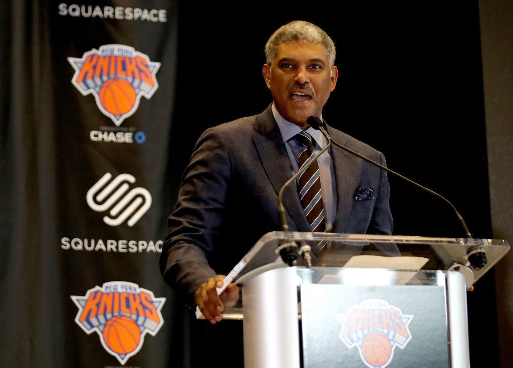 There's 1 Man the Knicks Think Can Fix the Franchise